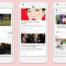 """Google rediseña la aplicación de búsqueda para móviles con la transmisión de noticias """"Social Media-Style"""""""