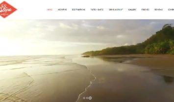 Nuestro último diseño web: RR Escape