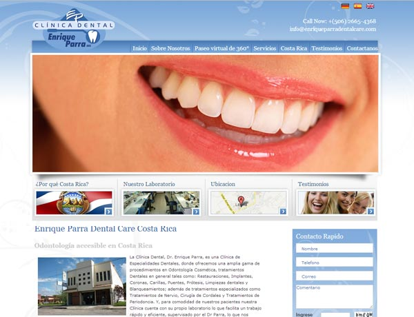 enrique parra dental care