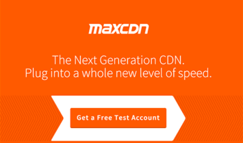WordPress Plugin Of The Week: MaxCDN