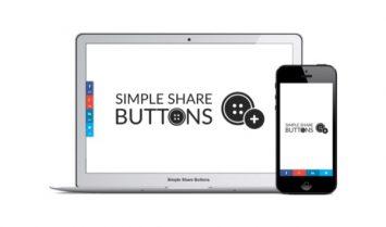WordPress Plugin Of The Week: Simple Share Buttons Adder